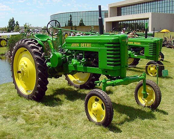 antique john deere tractor jd model h tractorshedcom